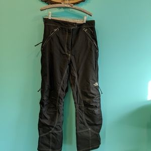 The North Face snow pants size L in EUC